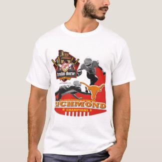 2011 - Richmond Bulls Trojan Horse Champions T-Shirt