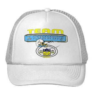 2011 Runners SIDELINE Trucker Mesh Hat