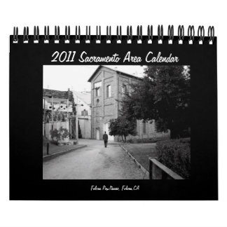 2011 Sacramento Area Calendar
