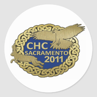 2011 Sacramento Stickers