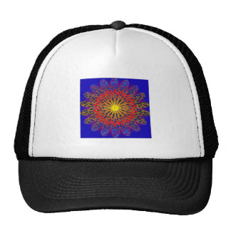 2011 SDC  SUN Dial Chakra Trucker Hat