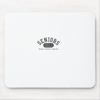 2011 Seniors Mouse Mat