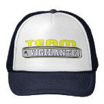 2011 Vigilante TEAM Trucker Mesh Hat