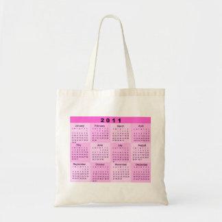 2011 Year at a Glance Calendar Bags