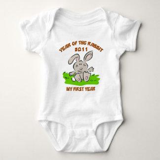 2011 Year of The Rabbit Baby T-Shirt