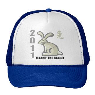 2011 Year of The Rabbit Gift Cap
