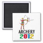 2012: Archery Magnets