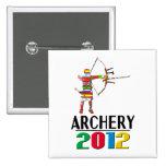 2012: Archery Pins