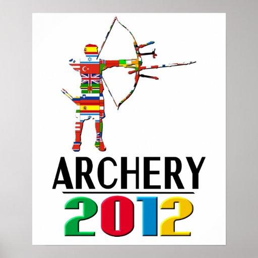 2012: Archery Poster