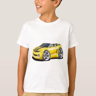 2012 Camaro Yellow-Black Convertible T-Shirt