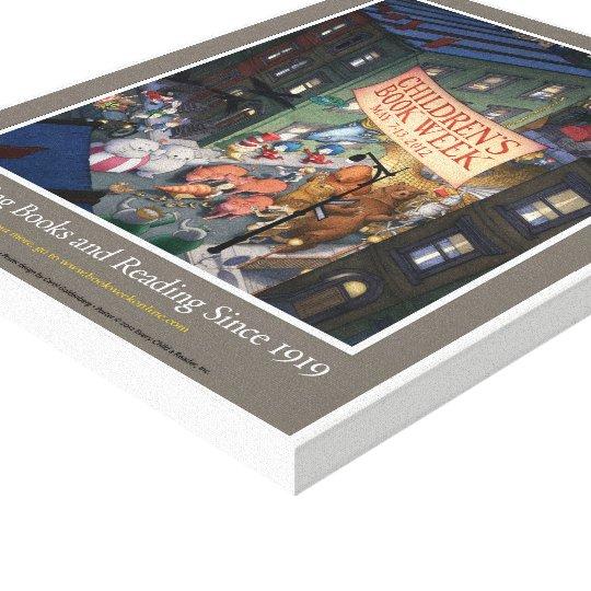 2012 Children's Book Week Canvas