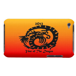2012 Chinese New Year Dragon iPod Touch Covers