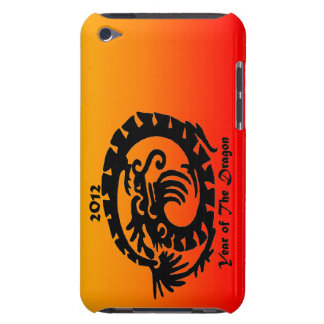 2012 Chinese New Year Dragon Case-Mate iPod Touch Case