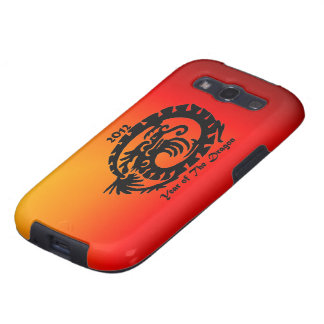 2012 Chinese New Year Dragon Samsung Galaxy SIII Cases