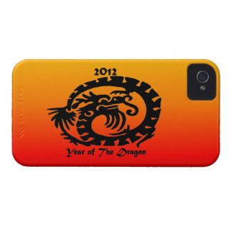 2012 Chinese New Year Dragon iPhone 4 Cases