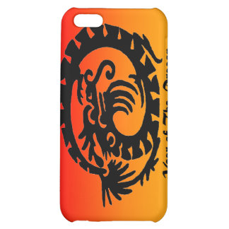 2012 Chinese New Year Dragon Case For iPhone 5C
