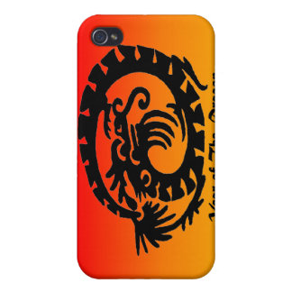 2012 Chinese New Year Dragon Covers For iPhone 4