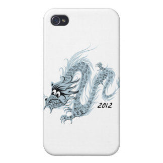 2012 Chinese New Year, The Year of The Dragon iPhone 4/4S Cover