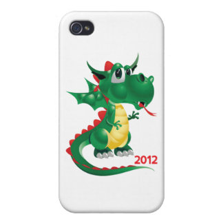 2012 Chinese New Year The Year of The Dragon Cases For iPhone 4
