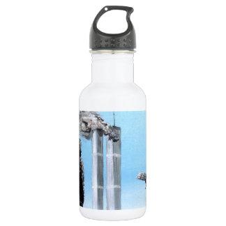 2012- Confronting Inevitability - Custom Print! 532 Ml Water Bottle