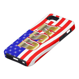 2012 Cool American Flag iPhone 5 Case USA Gift