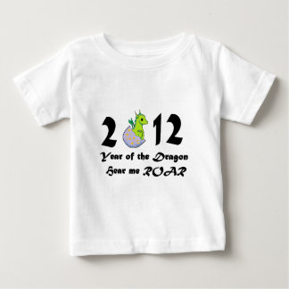 2012 Cute Baby Dragon Baby T-Shirt