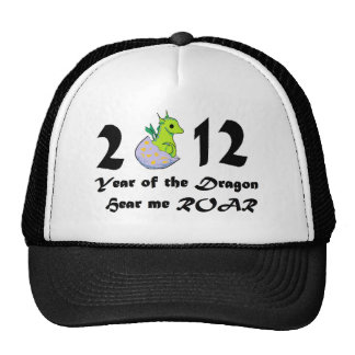 2012 Cute Baby Dragon Cap