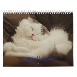 2012 Cute Cats Wall Calendar