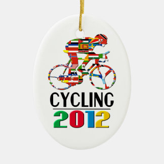 2012: Cycling Ornament