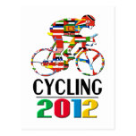 2012: Cycling Post Cards