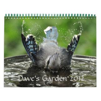 2012 Dave's Garden Calendar