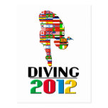 2012: Diving Post Cards