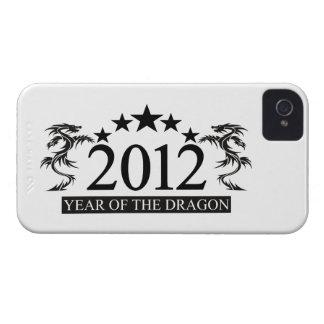 2012 DRAGON Blackberry Bold case, customize iPhone 4 Case-Mate Case