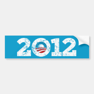 2012 elect Barack Obama Bumper Sticker