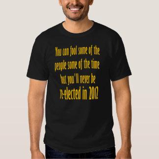 2012 Election Prediction T Shirt
