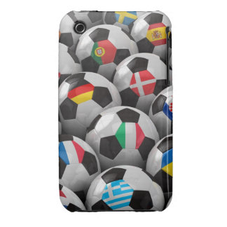 2012 European Soccer Championship iPhone 3 Covers