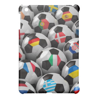 2012 European Soccer Championship iPad Mini Cover