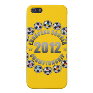 2012 European Soccer Championship iPhone 5 Cover