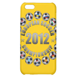 2012 European Soccer Championship iPhone 5C Covers