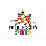 2012: Field Hockey Postcards