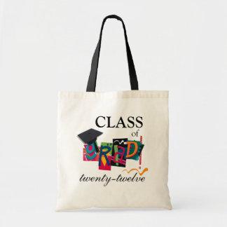 2012 Graduate - GradGear by Cheryl Daniels Budget Tote Bag