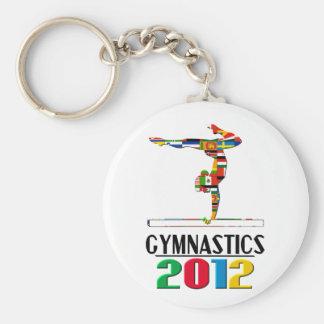 2012: Gymnastics Keychains