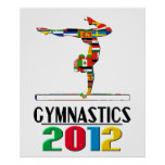 2012: Gymnastics Poster