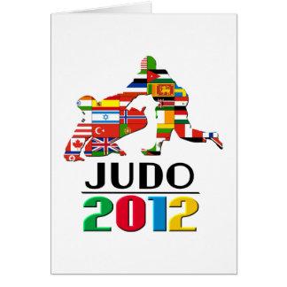 2012: Judo Card