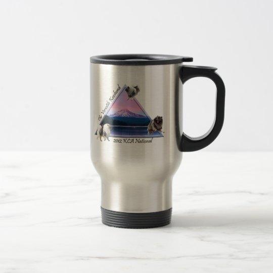 2012 KCA Logo Travel Mug