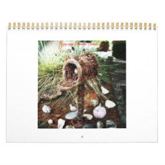 2012 La Cresta Flower Calender Calendars