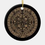 2012 Maya Calendar Ornaments