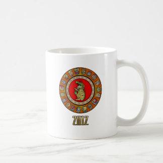 2012 Mayan-calendar Death God Coffee Mugs