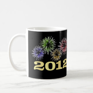 2012 New Years Eve Party Favors Mug
