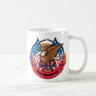 2012 New York for Mitt Romney Coffee Mugs